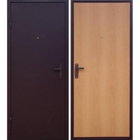 Металлическая дверь Металл\ЛДСП