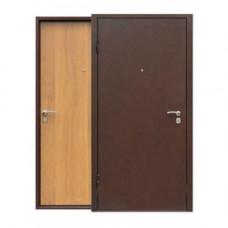 Металлическая дверь Металл\ЛХДФ