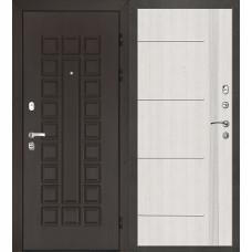 Металлическая дверь МДФ\МДФ