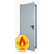 Дверь стальная противопожарная  EI-60