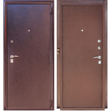Металлическая дверь Металл\Металл